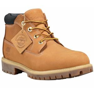 Mid Top Timberlands Boots